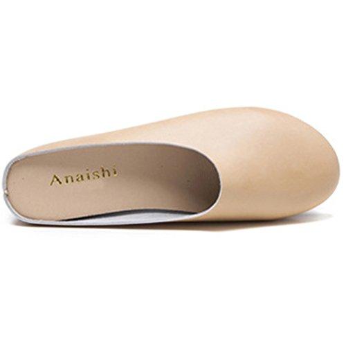 MatchLife Pantoufles Style Femmes Chaussons 34 Babouche 42 Beige Cuir ZARA En Sandales chaussures EU r7rfFwRYBq