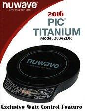 NuWave Titanium Precision Induction Adjustable