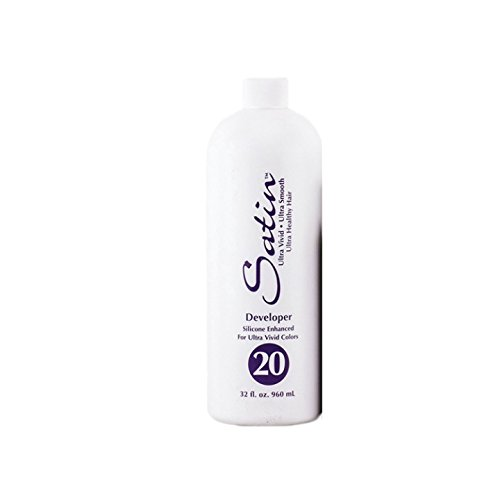 Price comparison product image SATIN Satin Oxide Developer 32 Oz 20 Volume