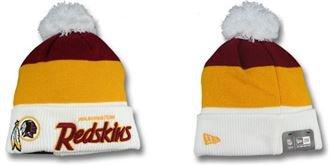 NFL Washington Redskins Cuff Scripter Knit Hat