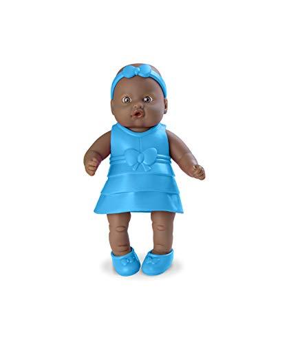 Boneca Bebê Mania - Pet Roma jensen Negra