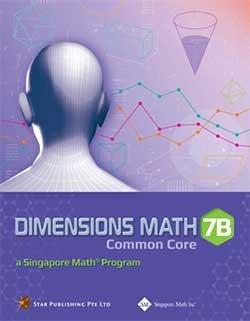 Dimensions Math Textbook 7B - Singapore Math
