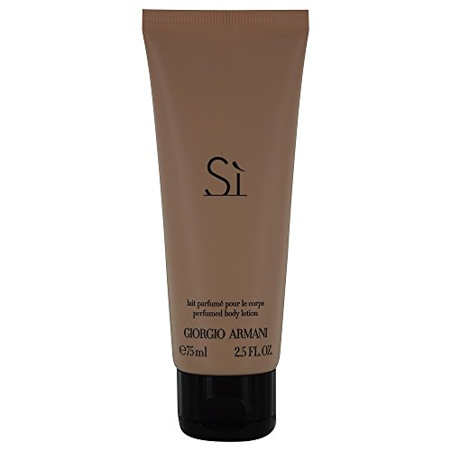 ARMANI SI by Giorgio Armani BODY LOTION 2.5 OZ for WOMEN ---(Package Of 4) (Lotion Giorgio Body)