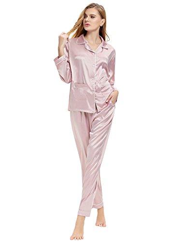 aibrou-womens-satin-pajamas-set-long-sleeve-and-long-button-down-sleepwear-loungewear