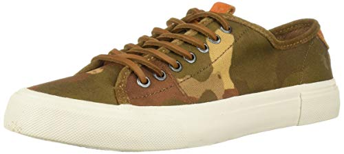 FRYE Men's Ludlow Low Sneaker CAMO 10.5M
