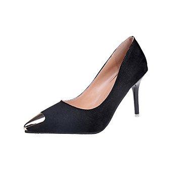 Metallic US6 Dress Light Slip Toe Ons Women'S Fall Synthetic UK4 Loafers CN36 Party Walking amp;Amp; Evening amp;Amp; Summer Heelyellow Soles Soles EU36 Stiletto Light 7RREaqw6