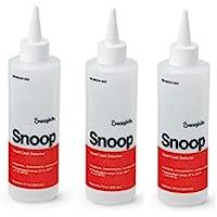 Snoop MS-SNOOP-8OZ Liquid Leak Detector, 8 oz. (236 mL) Bottle, 3/Pack