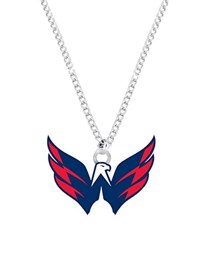 aminco NHL Washington Capitals Logo Pendant