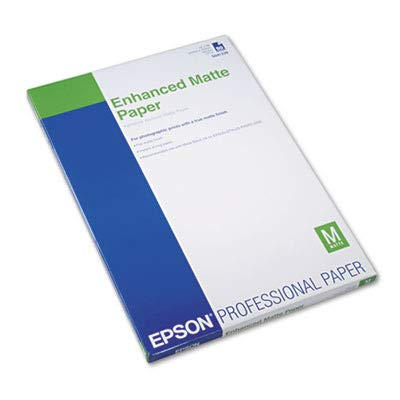 Epson Ultra Premium Presentation Paper MATTE (13x19 Inches, 50 Sheets) (S041339) ()