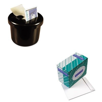 KITLEE40100QUA41689 - Value Kit - Quality Park Catalog Envelope (QUA41689) and Lee Ultimate Stamp Dispenser (LEE40100) by Quality Park