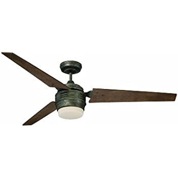 Emerson ceiling fans cf205vs highpointe modern ceiling fan with emerson ceiling fans cf766vs 4th avenue modern ceiling fan with light and wall control 60 inch blades vintage steel finish aloadofball Image collections