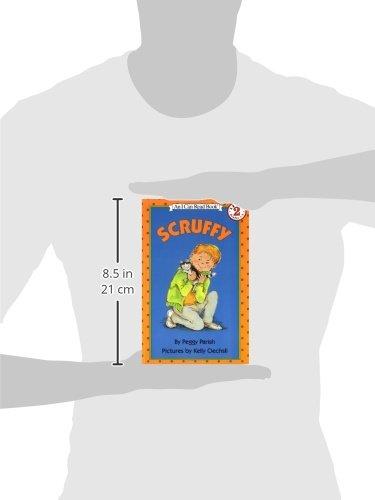 Amazon.com: Scruffy (I Can Read Level 2) (9780064441377): Peggy ...