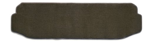 Premier Custom Fit 1-piece Cargo Area Carpet Floor Mat for Toyota Sienna (Premium Nylon, Driftwood) (Sienna Floors Wood)