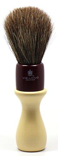 Vie Long Barbershop Horsehair Shaving Plastic product image