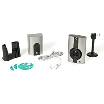 Logitech WiLife Digital Video Security--Indoor Master System Camera