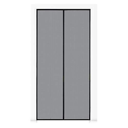 [Upgraded Version] Magnetic Screen Door 39''x 83'' with Heavy Duty Fiberglass Screen Door Mesh and Full Frame Fits Door Size 36''x 82'' Max by TOBRBE