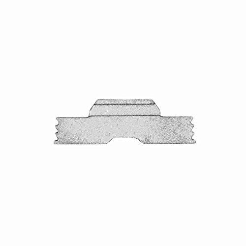 BASTION Extended Stainless Steel Slide Lock Lever for Glock Model G43 ()