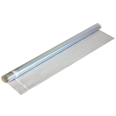 Cal-Flor GA60240M Virgin Polyethylene Flooring Moisture Barrier with Positioning Tape