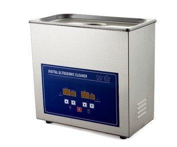 4.5L Dental Digital Timer PS-D30A Ultrasonic Cleaner Without Basket 110V