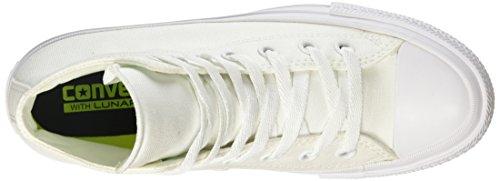 CT Navy Blanc Hi White Homme Sneakers Converse II White White Regular HqwxCCTB