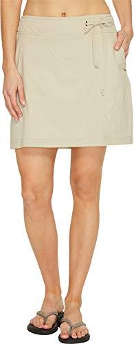 Royal Robbins Women's Jammer Skort Light Khaki Skirt
