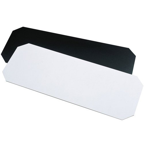 (Metro 2424BWI Hardboard Reversible Decorator Shelf Inlay, 24