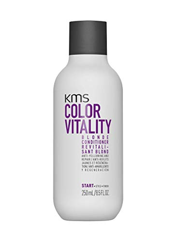 - KMS Color Vitality Blonde Conditioner, 8.5 Ounce