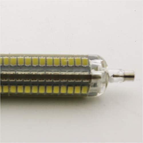 5 Stück LED Mais-Licht 10W R7S Kaltweiß 6000K AC220V 1000LM Beleuchtung-Winkel 360 Grad Mais-Birne Leuchtmittel