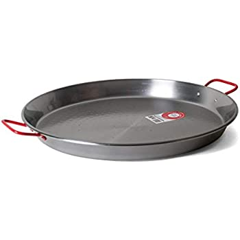 Amazon.com: Sunny Spain SSP11132 Valencian Steel Paella Pan ...
