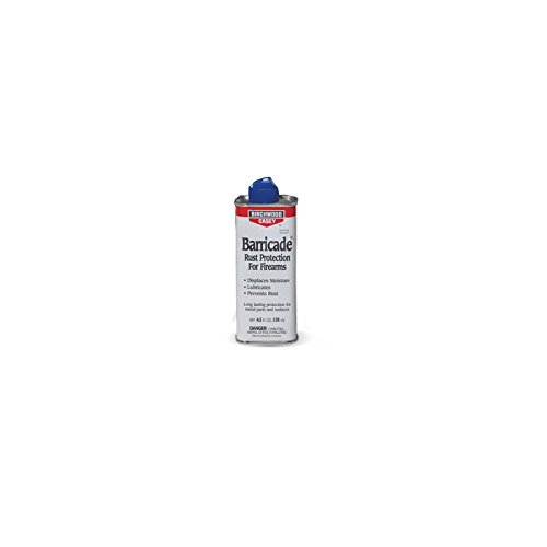 Birchwood Casey Barricade Rust Protection 4.5 Ounce spout can