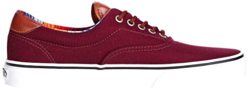 Adulte Royale Vans Rouge port Stripe Era 59 multi U Mode Mixte Baskets qxxzYHgw