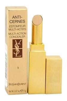 Yves Saint Laurent Anti-Cernes Multi-Action Concealer - # 1 Ivory Beige Concealer For Women