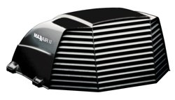 Maxx Air 00-933075 MaxxAir II Vent Cover - Black by Maxx Air