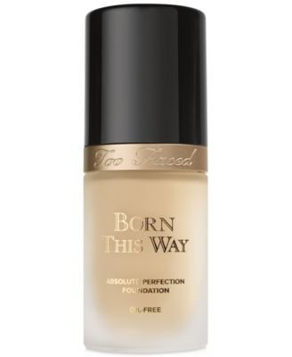 Platinum Cocoa - Born This Way Foundation New! Cocoa - Rich Deep w/ Neutral Undertones