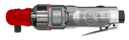 SP Air Corporation SP-1764 1/4-Inch Super Fast Mini Impact Ratchet Wrench