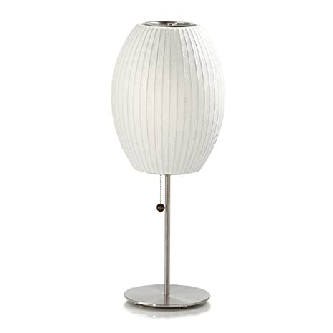 Ordinaire CIGAR LOTUS TABLE LAMP George Nelson Cigar Lotus Bubble Table Lamp