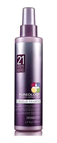 Pureology Colour Fanatic Hair Treatment Spray with 21 Benefits, 6.7 Ounces
