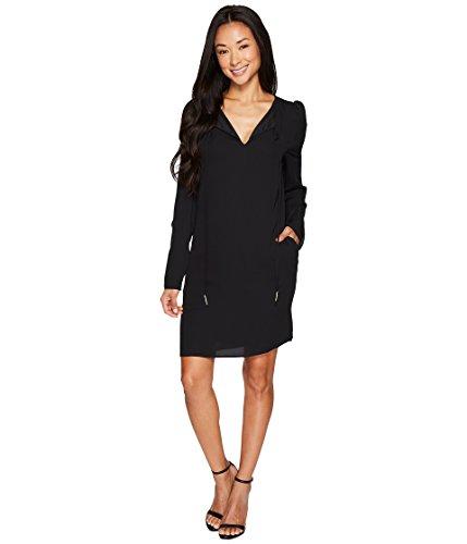 生態学クモ非難する[ボビュー] B Collection by Bobeau レディース Amada Long Sleeve Woven Dress ドレス [並行輸入品]