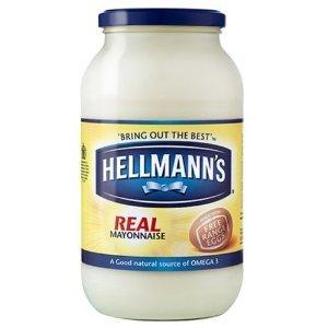 Hellmann Real Mayonnaise 2x800g Dose