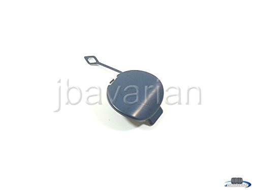 tow hook cover e46 - 6