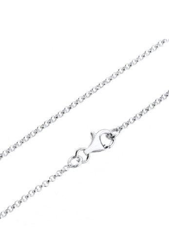 Elli - 0105342013_45 - Collier Femme - Argent 925/1000 - Oxyde de Zirconium