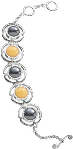 - Kameleon Flower Motif Bracelet KBR8 (JewelPops Sold Separately)