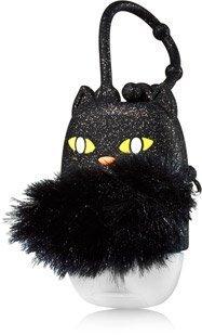 Bath & Body Works PocketBac Hand Gel Holder Halloween Cat ()