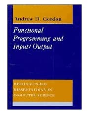 Functional Programming and Input/Output