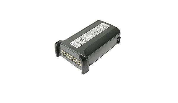 Akku für Barcode-Scanner Motorola MC2180 3,7V 2400mAh//8,9Wh Li-Ion Schwarz
