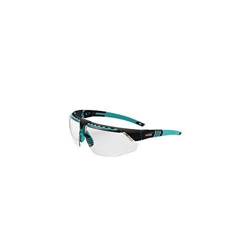Uvex S2880HS Avatar Adjustable Safety Glasses with HydroShield Anti-Fog Coating