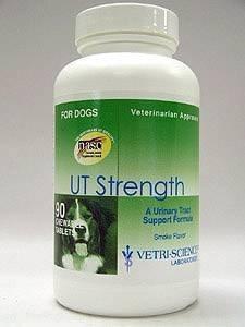 Vetri Science Strength Smoke Flavor chew product image