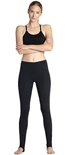 ZHLONG Bala de velocidad de movimiento cadera slim ultra transpirable negro para hacer pantalones de yoga yoga-0077