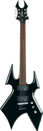 B.C. Rich Warbeast Electric Guitar, Black