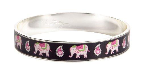 Vera Bradley Pink Elephants Bangle in Pink Elephants Vera Bradley Elephant